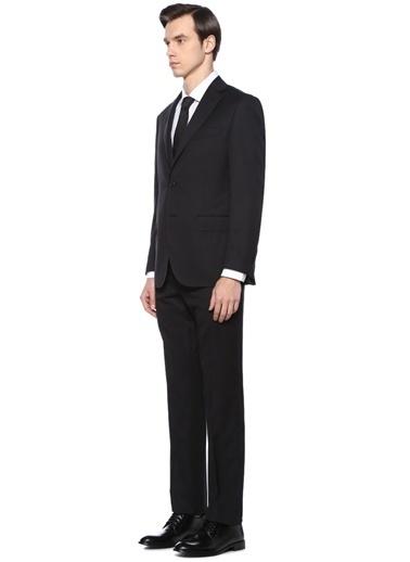 Corneliani Takım Elbise Siyah